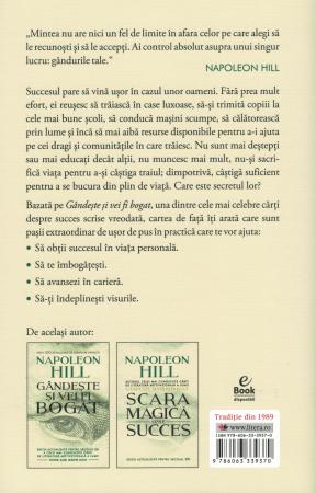 17 pasi spre succes pentru oamenii ocupati - Napoleon Hill [1]