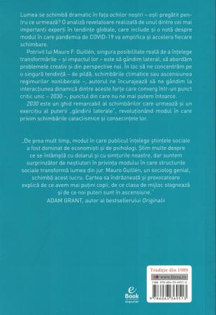 2030. Cum vor afecta si vor remodela viitorul actualele tendinte majore - Mauro F. Guillen [1]