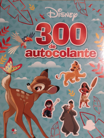 300 de autocolante Disney - Disney [0]