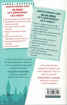 A doua sansa - Christine Riccio [1]