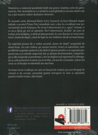 Acest virus care ne sminteste. AUDIOBOOK CD MP3 - Bernard Henri Levy [1]