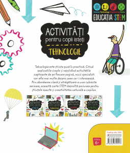 Activitati pentru copii isteti - Tehnologie - Catherine Bruzzone [1]