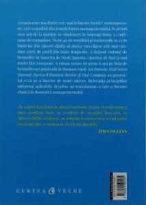 Afaceri cladite sa dureze - Jim Collins , Jerry I.Porras [1]