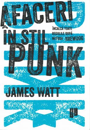 Afaceri in stil Punk - James Watt [0]