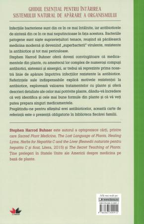 Antibiotice din plante. Alternative naturale pentru combaterea bacteriilor rezistente la medicamente - Stephen Harrod Buhner [1]