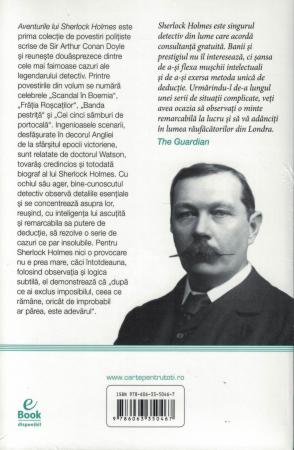 Aventurile lui Sherlock Holmes - Arthur Conan Doyle [1]
