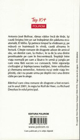 Batranul care citea romane de dragoste - Luis Sepulveda [1]