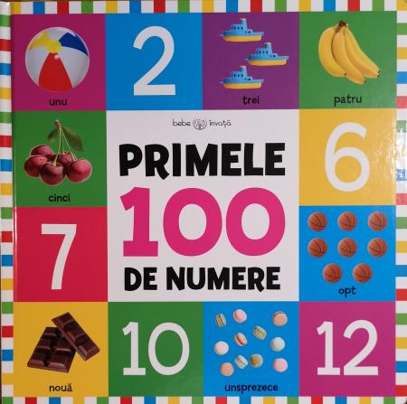 Bebe invata. Primele 100 de numere [0]