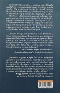 Biologia credintei - Bruce H. Lipton [1]