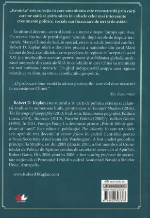 Butoiul cu pulbere al Asiei - Robert D. Kaplan [1]