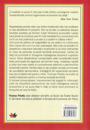 Capitalul in secolul XXI - Thomas Piketty [1]