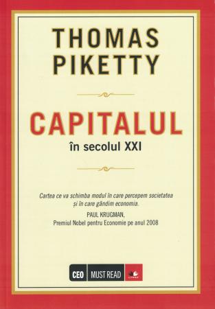 Capitalul in secolul XXI - Thomas Piketty [0]