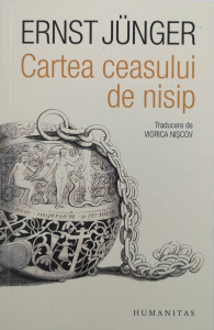 Cartea ceasului de nisip - Ernst Junger [0]