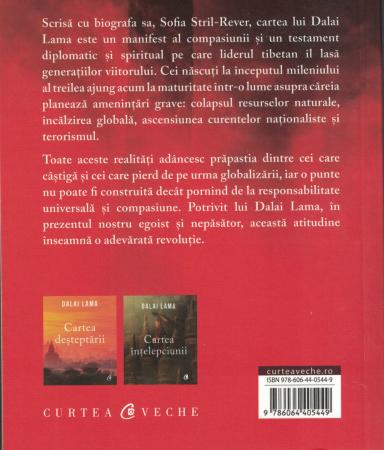 Cartea compasiunii  - Dalai Lama [1]