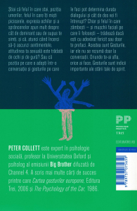Cartea gesturilor.Cum putem citi gandurile - Peter Collett [1]