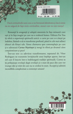 Cartea nestiintei - Vitor Rodrigues [1]
