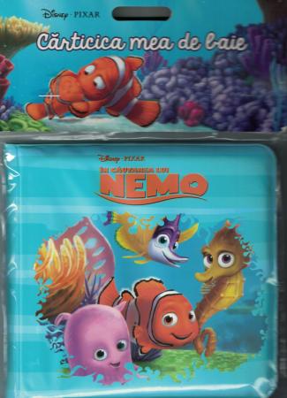 Carticica mea de baie. In cautarea lui Nemo - Disney [0]