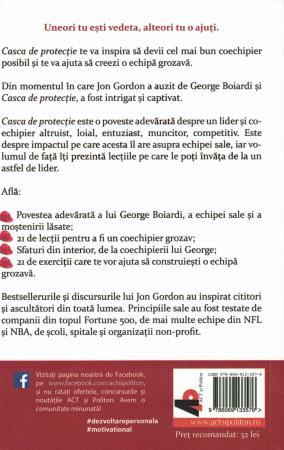 Casca de protectie - Jon Gordon [1]