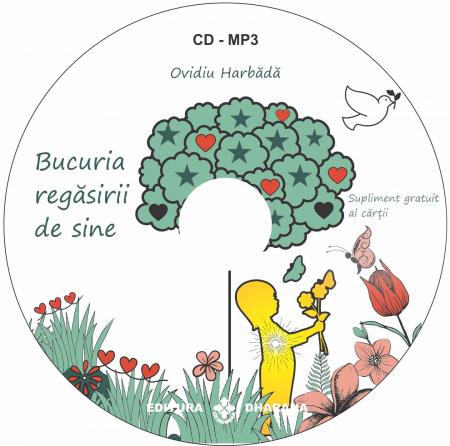Bucuria Regasirii de sine (Carte + CD MP3) - Ovidiu Harbădă [2]