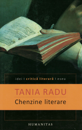 Chenzine literare - Tania Radu [0]