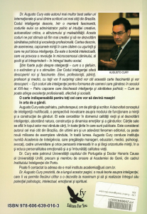 Codul inteligentei - Augusto Cury [1]