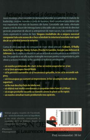 Companie de mare viteza - Jason Jennings, Laurence Haughton [1]