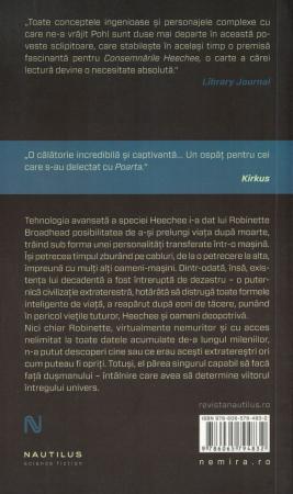 Consemnarile heechee - Frederik Pohl [1]