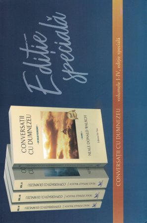 Conversatii Cu Dumnezeu. Volumele 1-4 - Neale Donald Walsch [0]