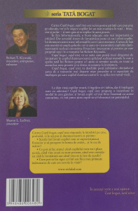 Copil bogat, copil istet - Robert T. Kiyosaki , Sharon L. Lechter [1]