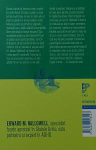 Copil fericit - adult fericit - Edward M. Hallowell [1]