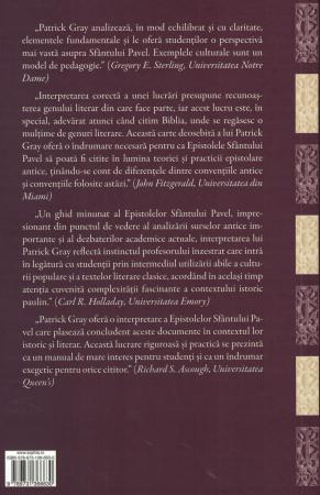 Cum sa citim si sa interpretam Epistolele Sfantului Pavel - Patrick Gray [1]