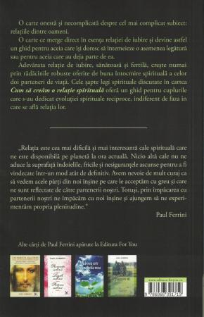 Cum sa cream o relatie spirituala - Paul Ferrini [1]