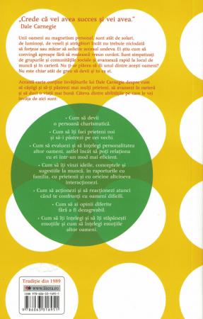 Cum sa-ti creezi relatii avantajoase, sa castigi increderea si sa devii influent - Dale Carnegie [1]