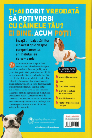 Cum vorbesc cainii. Ghid pentru decodificarea limbajului canin [1]