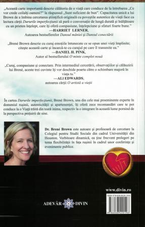 Darurile imperfectiunii - Brene Brown [1]