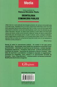 Deontologia comunicarii publice - Raluca Nicoleta Radu [1]