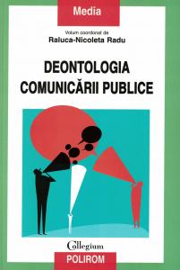 Deontologia comunicarii publice - Raluca Nicoleta Radu [0]