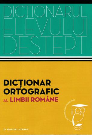 Dictionar ortografic al LIMBII ROMANE [0]