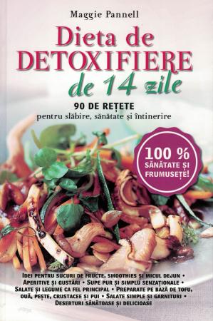 Dieta de detoxifiere de 14 zile - Maggie Pannell [0]