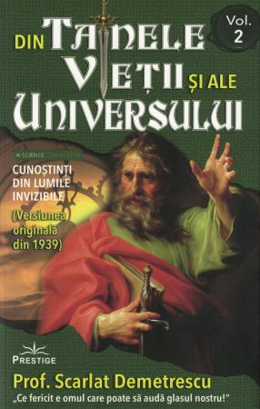 Din tainele vietii si ale universului, Set  3 vol. Versiune originala din 1939 - Scarlat Demetrescu [5]
