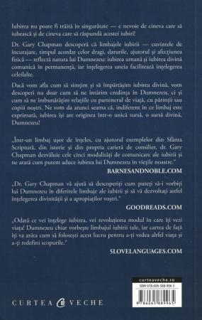 Dumnezeu vorbeste limbajul iubirii tale - Gary Chapman [1]