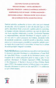 Educatia Montessori - Paula Polk Lillard [1]