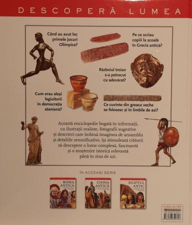 Grecia antica. Descopera lumea [1]