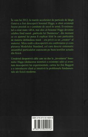 HIGGS. Inventarea si descoperirea Particulei lui Dumnezeu - Jim Baggott [1]