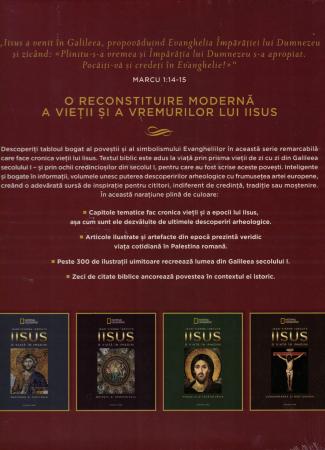 Iisus. O viata in imagini, 4 volume - Jean - Pierre Isbouts [1]