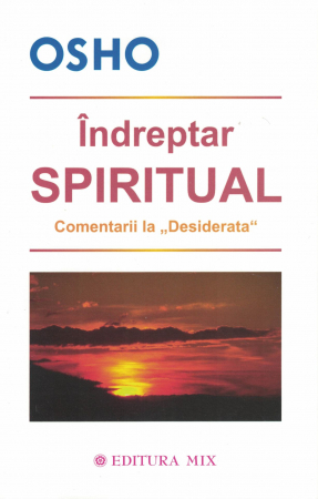 Indreptar spiritual - Osho [0]
