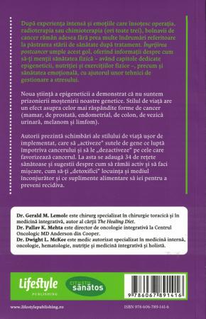 Ingrijirea postcancer - Dr. Gerald M. Lemote, Pallav K. Mehta, Dwight [1]