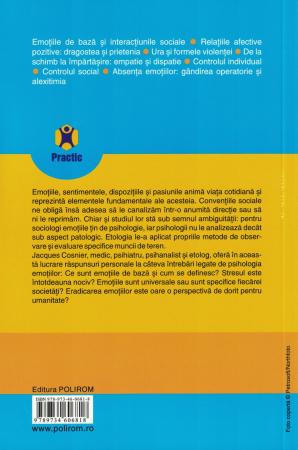 Introducere in psihologia emotiilor si a sentimentelor - Jacques Cosnier [1]