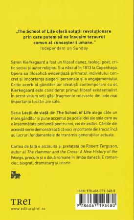 Lectii de viata de la Kierkegaard - Robert Ferguson [1]