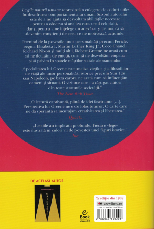 Legile naturii umane - Robert Greene [1]